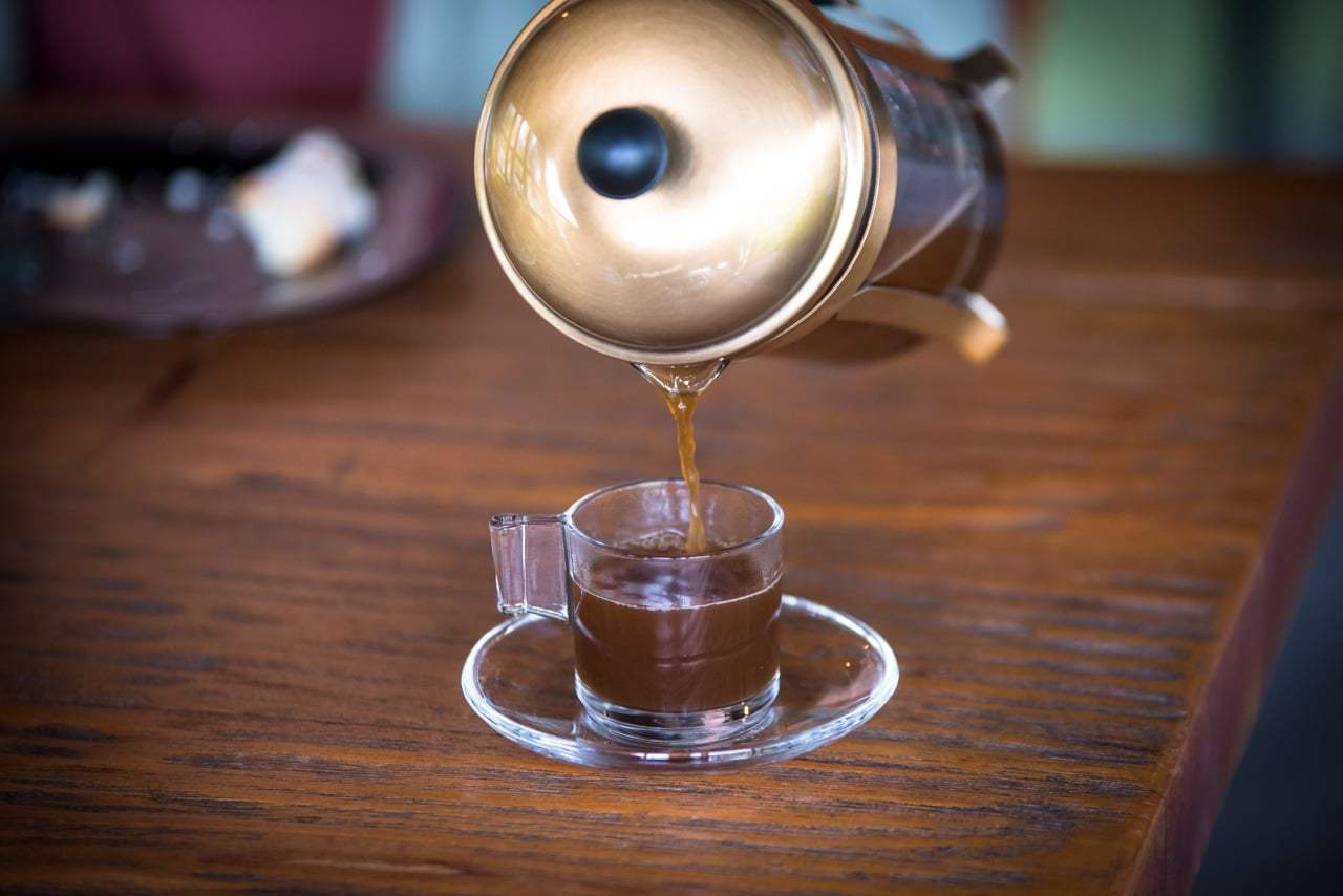 Make Mexican Spiced Coffee